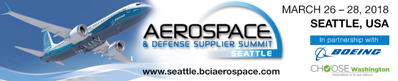 AEROSPACE & DEFENSE SUPPLIER SUMMIT - SEATTLE